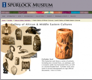 Exhibits, Spurlock Museum, University of Illinois at Urbana-Champaign
